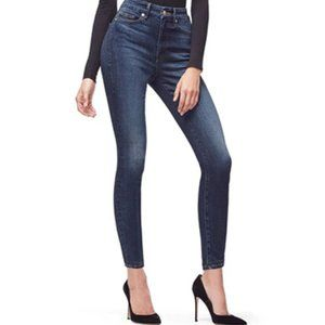 NWT Good American Good Waist Stretch Jeans Plus 18